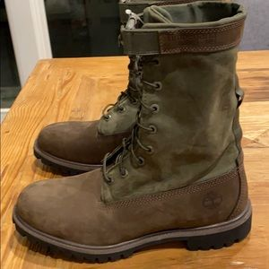NEW Timberland Men's Leather Boots